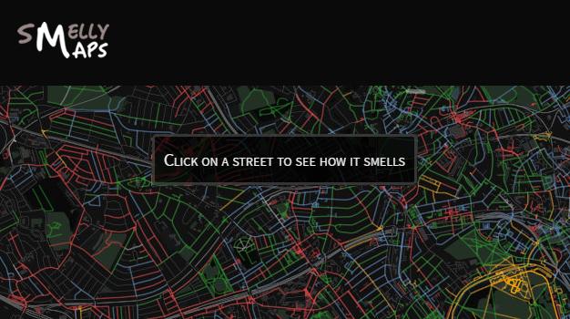 Smellymaps