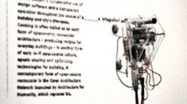 Open Source Architecture Manifesto By Carlo Ratti, Joseph Grima
