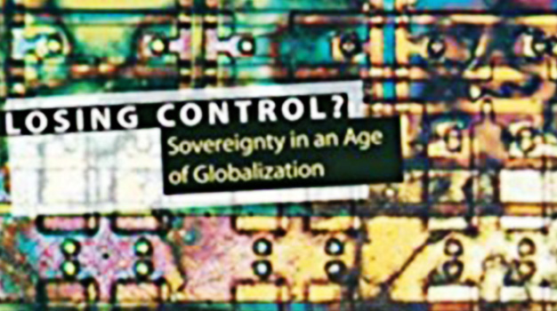 Losing Control?: Sovereignty In The Age Of Globalization By Saskia Sassen