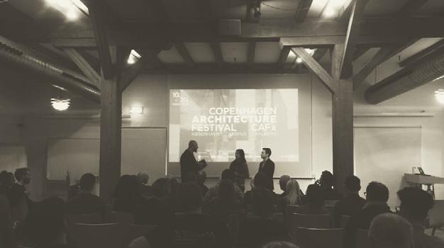 CAF: Copenhagen Architecture Festival