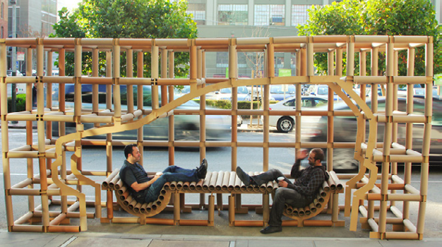 PARK(ing) JOUR: Reclaim Your City