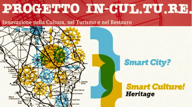 The In.Cul.Tu.Re. Project Innovation In Clture In Turism And Restoration