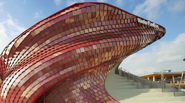 Vanke Pavilion – Milan Expo 2015