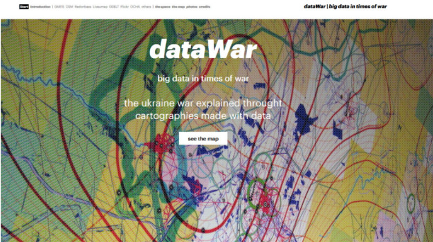 DataWAR | Big Data In Times Of War