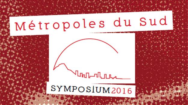 SYM: Métropoles Du Sud 2016