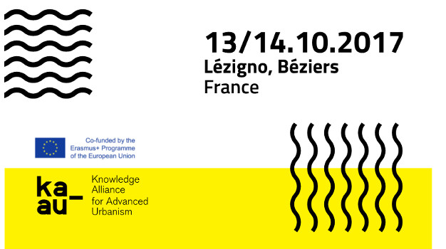WORKSHOP: Asking To Advanced Urbanism – Béziers