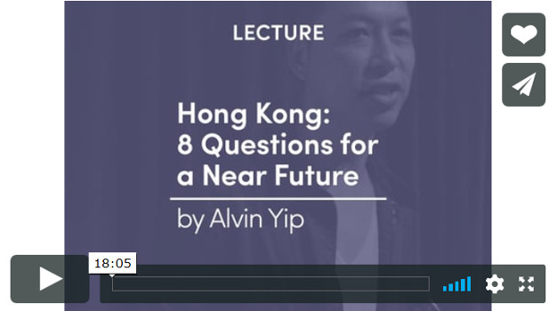 Hong Kong: 8 Questions For A Near Future