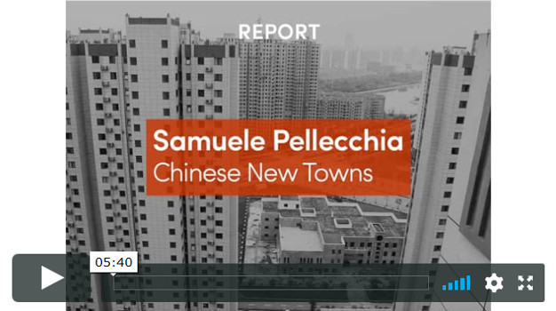 Chinese New Towns